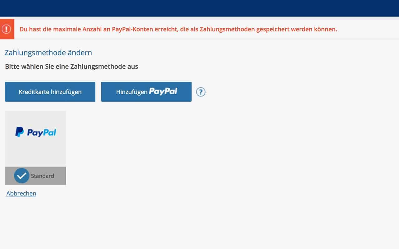 paypal konto kaufen